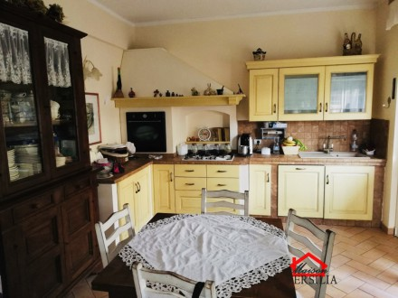 Garden apartment in Massa, loc. Ricortola