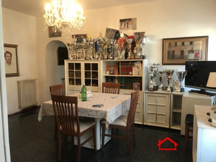 Apartment Borgo del Ponte with private parking