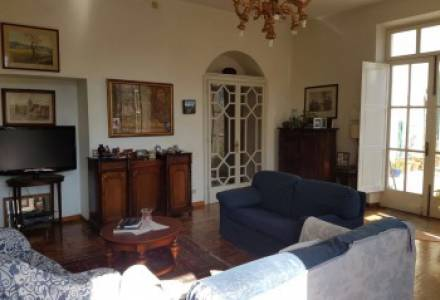 Double apartment in historical Villa