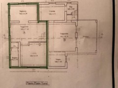 Semindependent with private garden and parking spaces in Victoria Apuana - 1