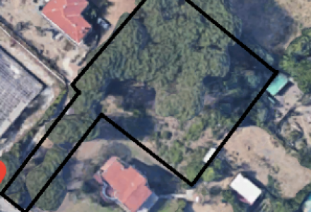 Partaccia, I sold unedifiable land with driveway access